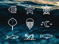 Fathom Icons