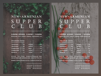 new armenian supper club
