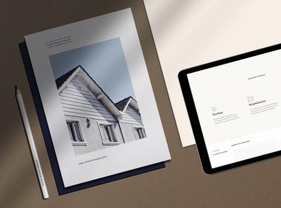 Investment Firm Website  design