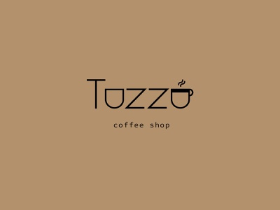 Coffee shop logo coffeeshop vector minimal logo design dailylogochallenge branding