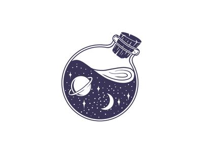 Space bottle