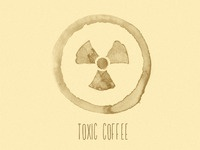 Toxic Coffee - Demo Album Cover