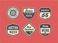 Content Badges