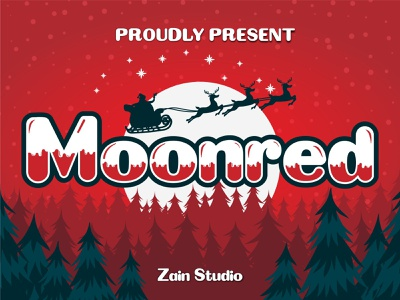 Moonred Display Font symbol modern urban typeset retro headline sign style typographic abc poster typography letter character typeface design font bold alphabet type