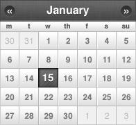 Calendar calendar ui free ui jquery calendar calendar popup widget calendar widget