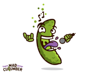 Mad Cucumber singer