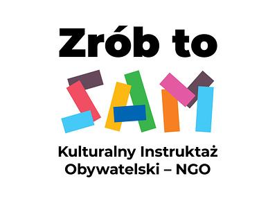 Zrób to SAM branding logo
