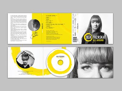 Ola Trzaska album cover album artwork album art albumcover album