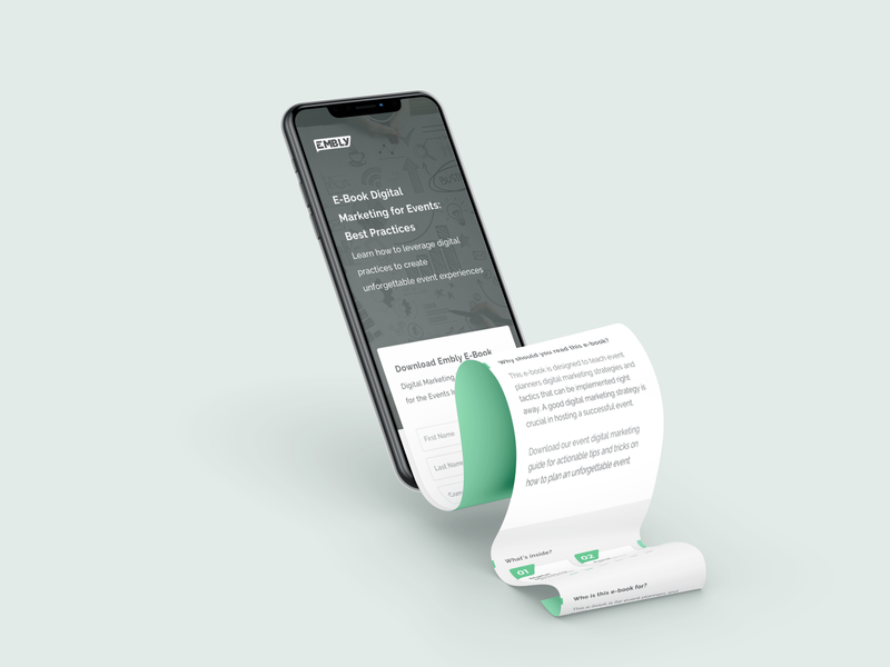 Embly's Responsive Version