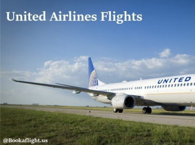 United Airlines Book A Flight