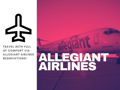 Allegiant Airlines Reservation