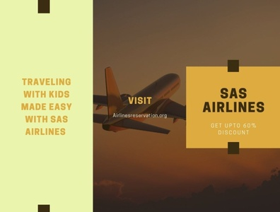 Every Adventure fuels your next destination through Sas Airlines