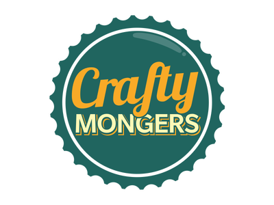 Crafty Mongers - Identity illustration sketch identity