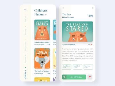 Debut Shot - Book Store App designer mobile design website webdesign design ux ui app design book app book mobile app design mobile app mobile ui mobile app appdesigner appdesign app ui
