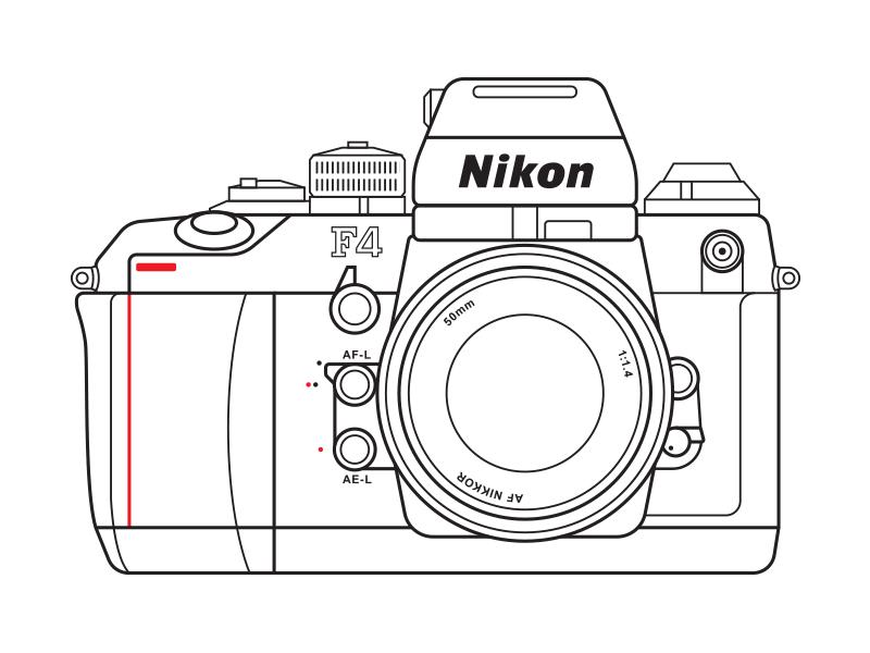 Nikon F4 By Adi Dabu