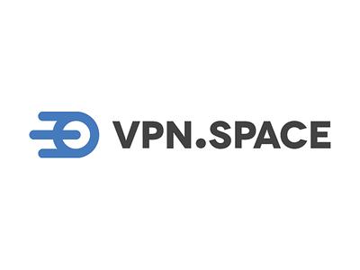 vpn.space illustration branding logo minimal star satellite space vpn