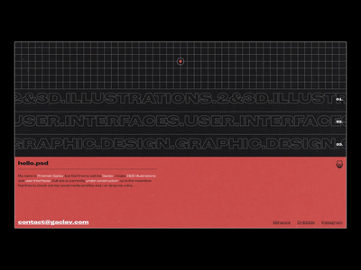 Hover interaction sketch whitespace vhs web ux ui typo texture retro porftolio oldschool minimal layout japan interaction homepage glitch brutalism analog 90s 80s