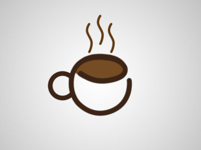 E-Coffee Logo