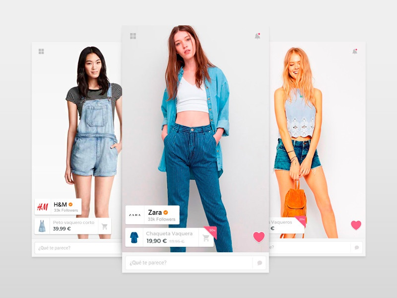 Buytiq Swipe Fashion App buytiq swipe mobile fashion app