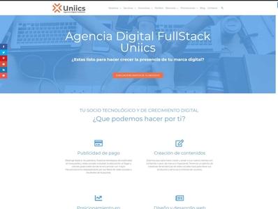 Agencia Digital FullStack Uniics