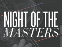 Night of the Masters