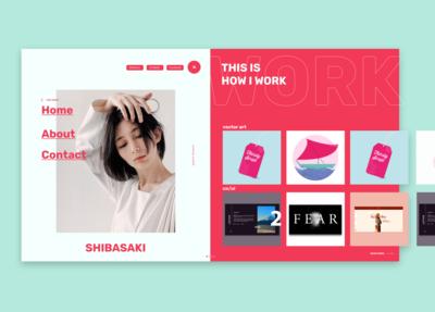 Shibasaki Portfolio