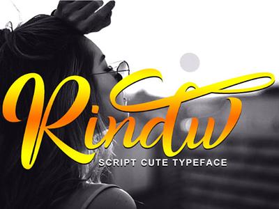 Rindu Bpld Font branding font opentype font design type design hand lettering typography handmade font awesome typeface branding design