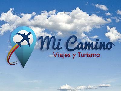 Viajes mi camino Logo