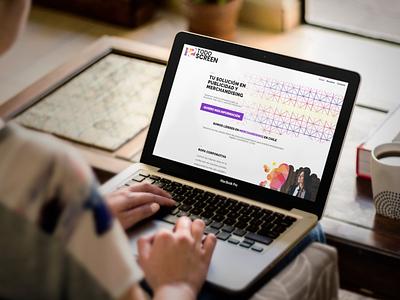 We design for Todo Screen - Chile branding design web design web