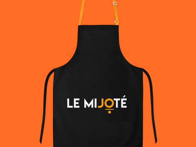 Food truck logo : Le mijoté