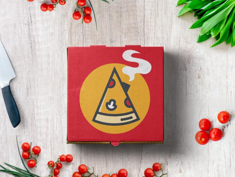 Branding : Casa pizza