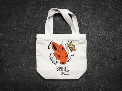 Friends' Logo #1 : Spirit Queen