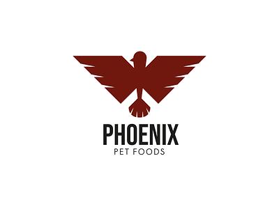 Phoenix logo graphic design illustration logo design graphic