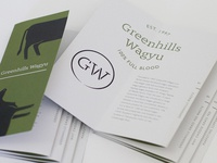 Greenhills Wagyu Trade Handout
