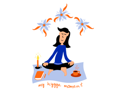 My Hygge moment