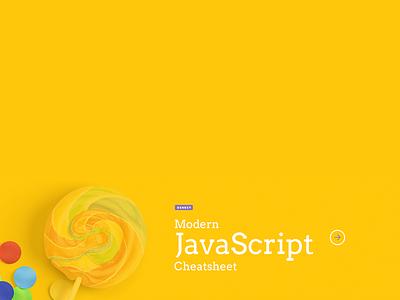Cover — Modern Javascript Cheatsheet javascript hero image cover