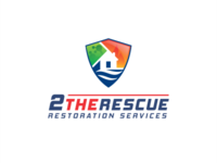 Logo for 2 The Rescue Restoration Services