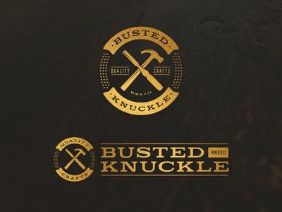 Busted Knuckle Logo Set