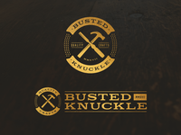 Busted Knuckle Logo Set