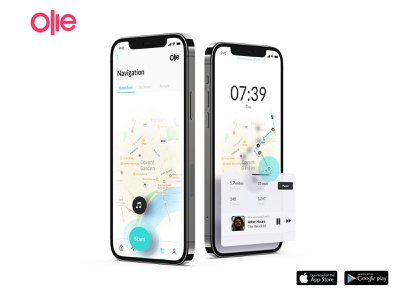Olie - Full Project In the Description branding logo productdesign uxui design ui ux app design app mobile app design mobile design mobile ui mobile app mobile