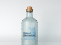 spring water illustration design art typography graphic graphicdesign logo branding designer abstract minimalist designs design minimalism packing design packaging package design graphic