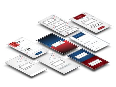 Mobile design webdesigner webdesign travel app application ui application abstract abstract art graphic branding design designer design art graphicdesign designs design graphic