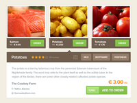 Browse Food on Farmwell