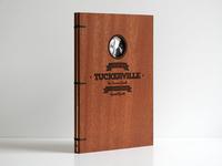 Tuckerville wooden book