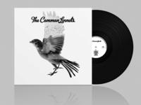 The Common Linnets album artwork