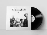 The Common Linnets II vinyl artwork