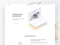 Marketing Page