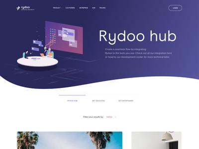 Rydoo Hub