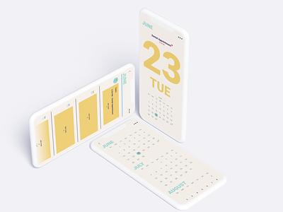 CalendarApp copy design ux uiux ui calendar design calendar ui calendar app calendar