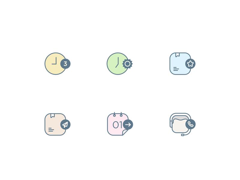 Icon set v2.